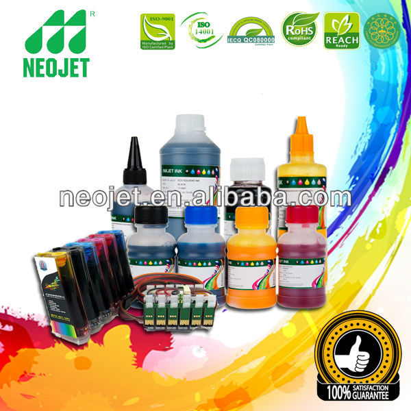 Compatible ink for Lexmark 82/83 (18L0032/18L0042) buy printer ink online
