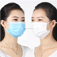 Hot Poducts Disposable PP Nonwoven Face Masks Medical Face Mask Earloop Or Tie-On Health Care
