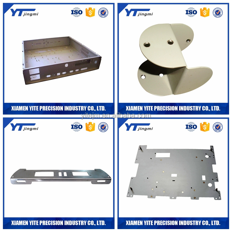Custom fabrication sheet metal stamping service stamping lathe parts