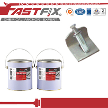 Marble fastener adhesive dry construction epoxy resin