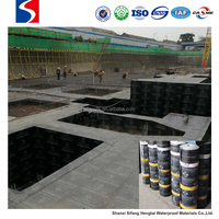 3mm-5mm SBS/APP modified bitumen waterproofing membrane