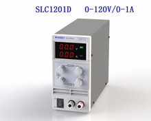 SLC1201D 120v 1a ac to dc variable switching power supply for electric appliance repair aging test with 110v or 220v ac input