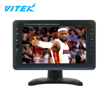 2018 Worldcup 7inch dvb-t atsc isdb-t digital tv,low cost dvb-t atsc isdb-t digital tv,9'' mini tv with battery