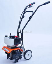 High quality low price 1E44F-5,air-cooled,2-stroke,single cylinder gasoline mini cultivators plowing machine