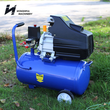 Factory cheap industrial rechargeable 220v piston portable mini air compressor
