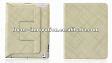 rotating leather case for ipad 2