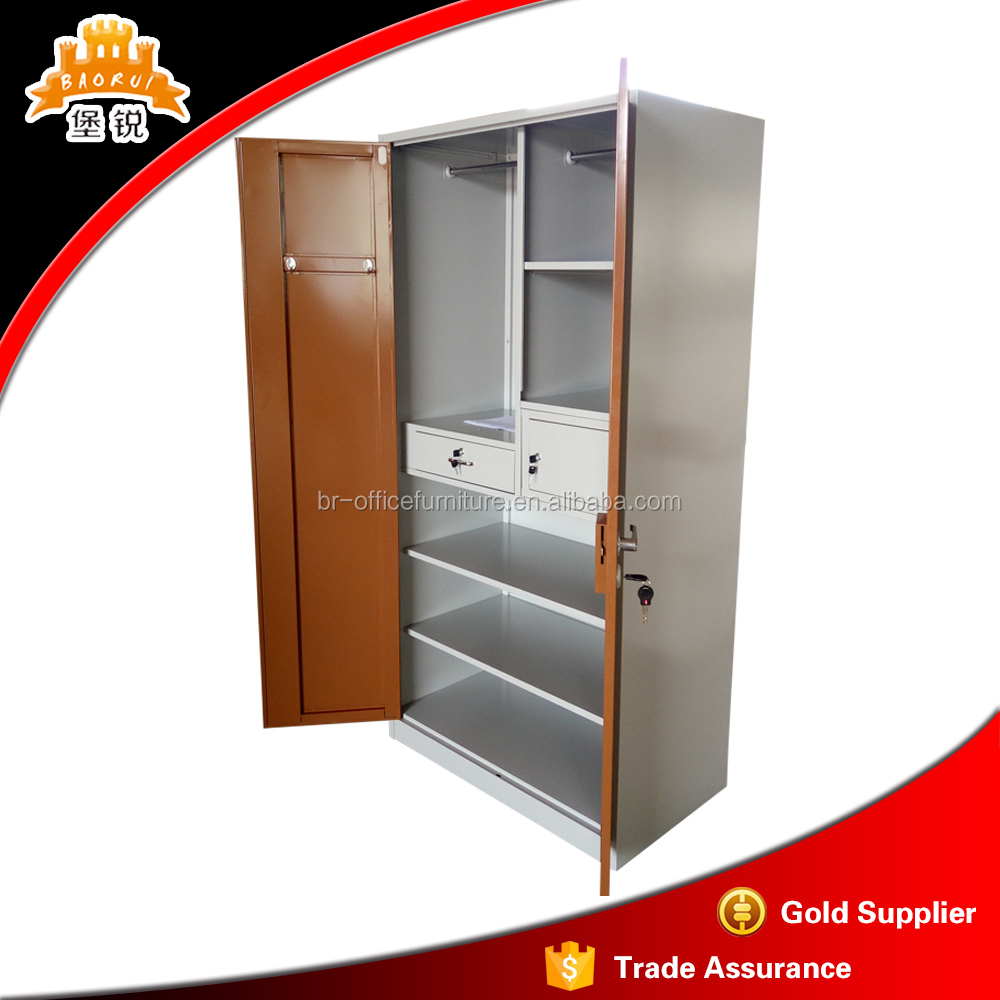 Simple model cheap modern  strong bedroom  strong  used metal  strong. Wholesale bedroom wardrobe closets   Online Buy Best bedroom