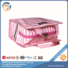 Stripe Style Lady Hand Bag Hand and Bags for Lady