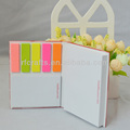 hot sale color notes memo pad diy momo pad