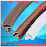 TPE, Silicone T Slot Type Seal Rubber Strips