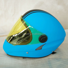 China Helmets Factory Full Face Gliding Helmets With Mini Chopper Motorcycle