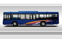 China cng city buses ZK6118HGA 11m new cng bus price for sale