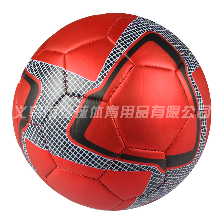2017 new style soccer hot sale football high quality PVC ball