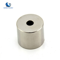 Guangzhou N52 N35 tube strong NdFeB magnet with various shapes