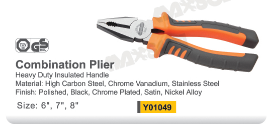 Y01049 Professional long nose pliers