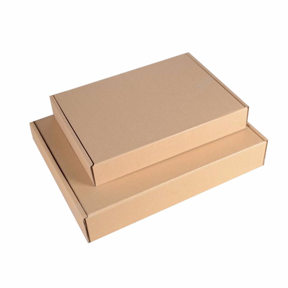 Factory Price Gift Rectangular Printed Corrugated Paper Cardboard Packaging Shipping Box
