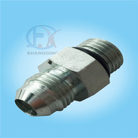 Male /Female Thread Straight Pipe Joint