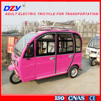 Adult Electric Tricycle For Transportation