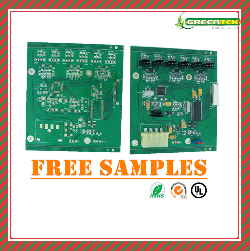 Electronic pcb and pcba board prototype manufacture