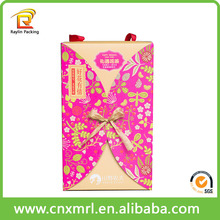 2015 New High Quality Fashion Made in China Paper Gift Tea Bag in Box