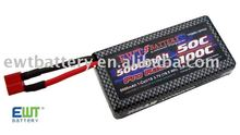 Li-polymer battery 5000mAh 3.7V 100C for handicap scooter