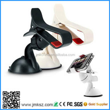 Best sell 360 Degree Revolving Car Mount Holder with clip for smartphones