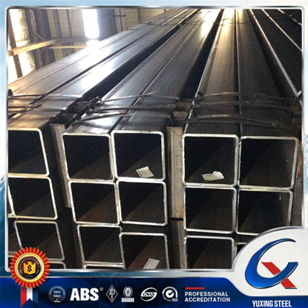 carbon seamless 80x80 steel square tube Annealing Hollow Section