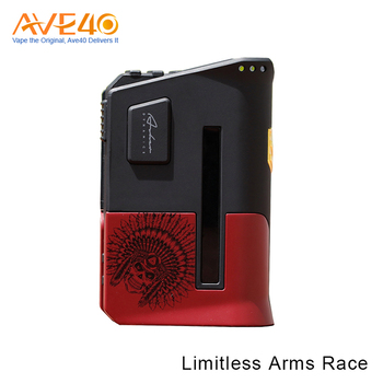 2018 Wholesale Nice Color fasional design Limitless Arms Race 200W Box Mod