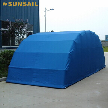 Collapsible Car Cover