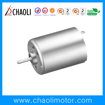 17mm chaoli dc motor CL-RF130CH brushed for home appliances