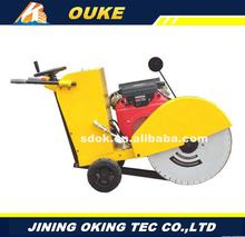 Brand new 13HP Honda gasoline engine asphalt cutter,asphalt pavement cutting machine with high quality