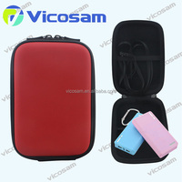 High quality power bank case for samsung galaxy s4 mini i9190, case for power bank with zipper