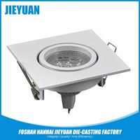 aluminum extrusion led parts die cast housing