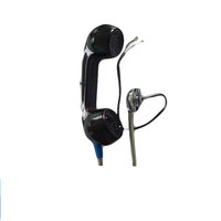 China Xlong PC/ABS with armoured cord payphone/outdoor telephone/school/public retro phone handset