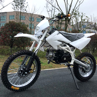 Popular Electric Start Motor Bike 125CC TTR Dirt Bike with Alloy Swing Arm