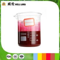 Nature Oleoresin red compound color dye for candy and chocolate