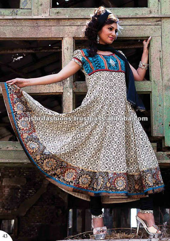 Latest Design Ready made Anarkali Salwar Kameez