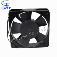 120x120x25mm Ac 220V centrifugal exhaust fan with CE & ROHS