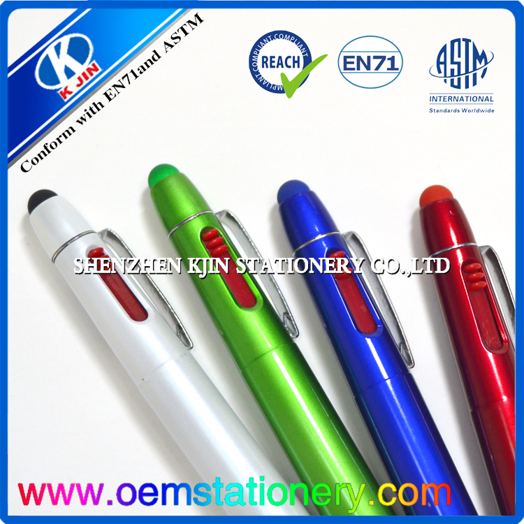two color press cheap promotional plastic ball point pen for students