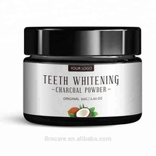 All Natural Safe Private Label Teeth Sensitive Whitening Activated Charcoal Powder