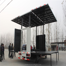 DongFeng Stage truck with digital billboard, stage trailer for sale