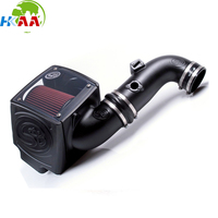 Special CNC machined custom cold air intake for car made in China
