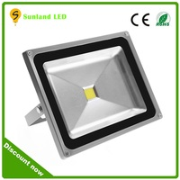 High power 50w led flood lights ip65 waterpoof outdoor led projector