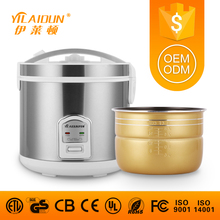 Wholesale silver electric steamboat cooker