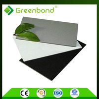 Greenbond dependability in quality china aluminum sandwich panel plate Aluminum Composite Panel color can be customized
