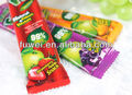 99% natural fruit pulp snack food candy