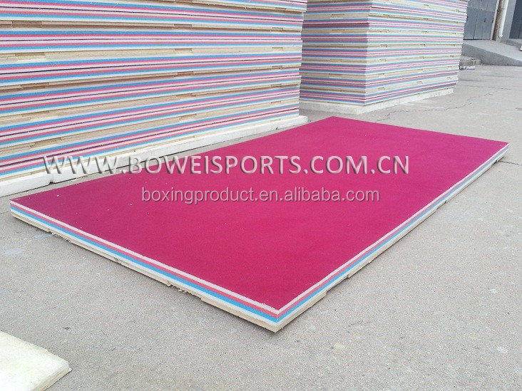 100%factory roll out mats,used wrestling martial arts roll out mats for sale