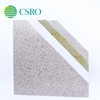 Exterior 3d rock wool bamboo precast concrete partition wall panel