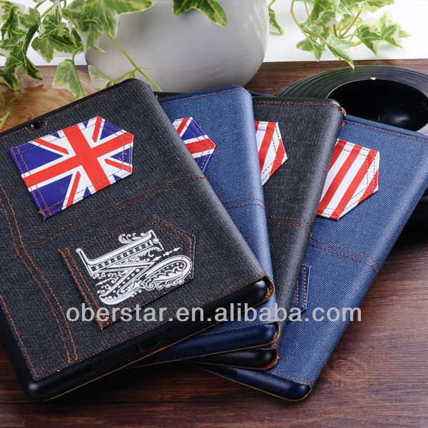 High Quality New Cool Cowboy Style Holster Cover Case For iPad 5/Air