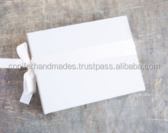 white wedding photo albums for wedding stationers, wedding photographers, wedding card manufacturers
